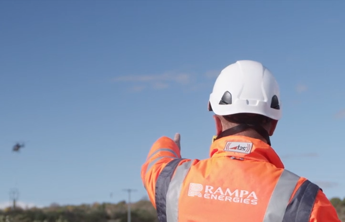 LE FILM SUR RAMPA ENERGIES
